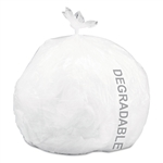 Plastic Solution Inc. EcoDegradable Garbage Bags 13 Gallon