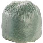 ASTM 6400 Compostable Garbage Bags