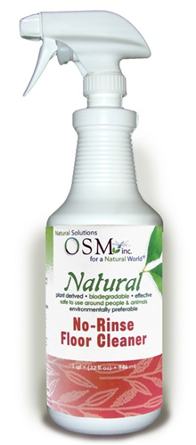 Osm Natural No Rinse Floor Cleaner All