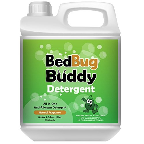 Green Bed Bug Laundry Detergent All