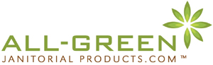 All Green Janitorial Products logo jpg