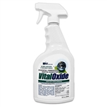 Vital-Oxide Disinfectant and Mold Control