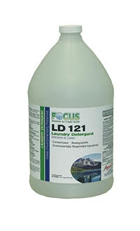 Focus LD 121 Green Environmentally Safe Laundry Detergent