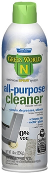 Green World N Champion Sprayon All-Purpose Cleaner