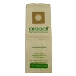 Bissell High Filtration Vacuum Bags for Day Clean Quiet Motor Vac #BG107HQS