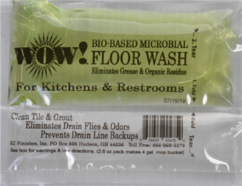 WOW! Bio-Based Microbial Floor Wash