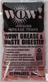WOW! Grease & Waste Digester